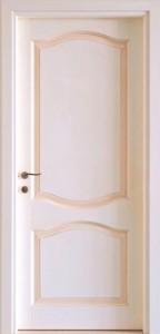 door antiqued solid wood afrodite-3cp