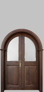 door archway glass casale-v