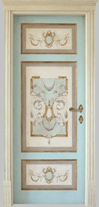 door beautiful italian madrid