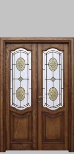 door classic wooden afrodite-r