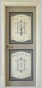 door solid wood decorated copenaghen