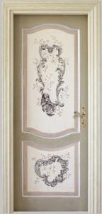 doors decorates internal parigi