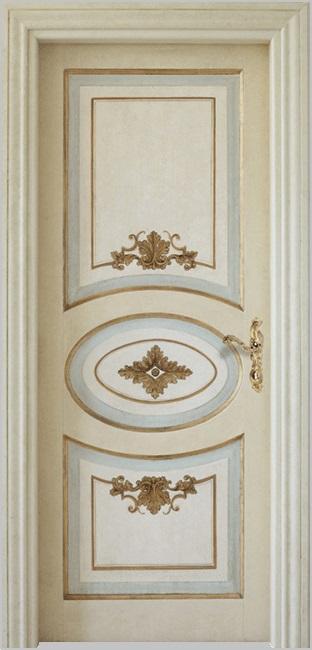 doors hand made painted venezia