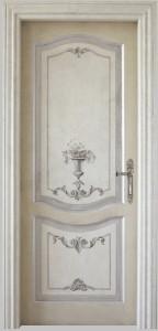 doors italian decorated vienna