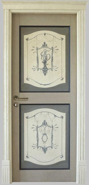 porta massello decorata copenaghen