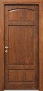 porta tradizionale pregiata vespri