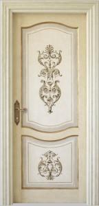 porte luxury dipinte roma