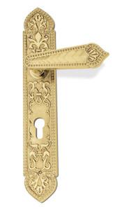 maniglie porte interne vittoriano c12110 oro