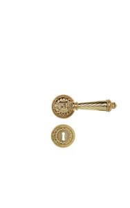 maniglie porte primo impero c11011 oro lucido