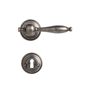 maniglie porte rita argento vecchio