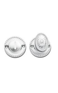 nottolino maniglie wc cb5340 argento